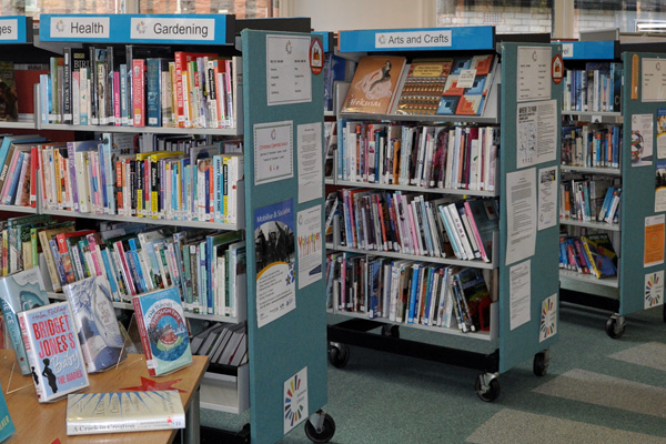 Link to Jesmond Library catalogue