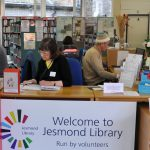 Volunteer at Jesmond Library